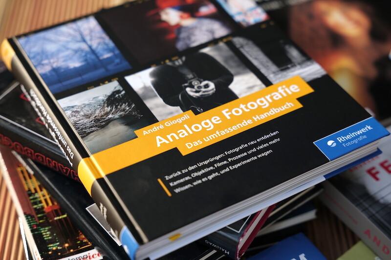 Analoge Fotografie, Das umfassende Handbuch, Rheinwerk