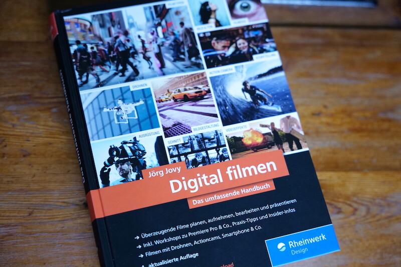 Digital filmen - das umfassende Handbuch Rheinwerk