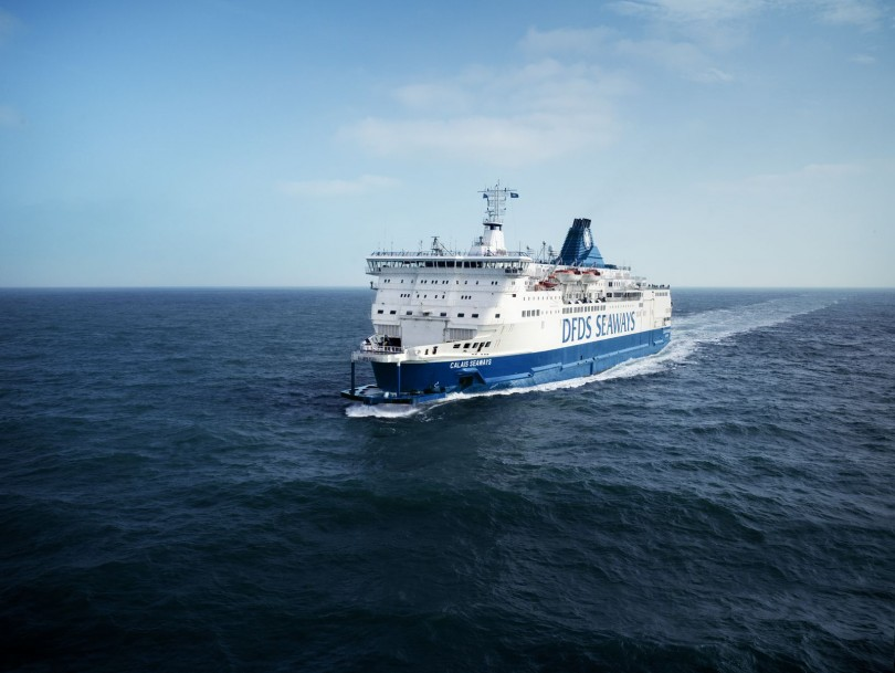 DFDS Dover–Calais   © DFDS