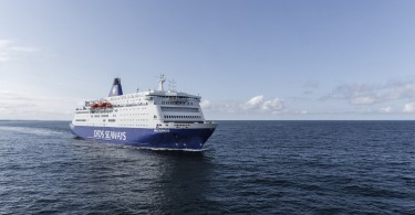 DFDS King Seaways Amsterdam–New Castle   © DFDS