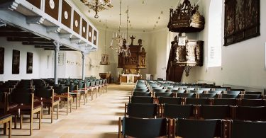 Kirche in Bredstedt