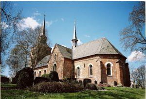Kirche Oldensworth