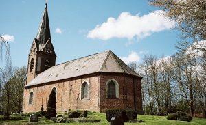 Sommerkirche Welt auf Eiderstedt