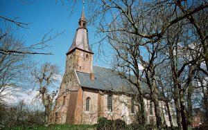 Kirche Tetenbüll | © weites.land