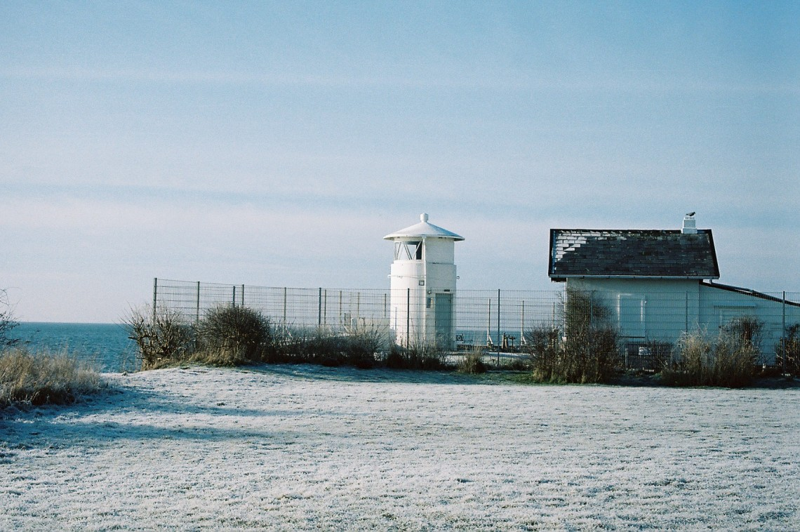 Leuchtturm Strukkampshuk