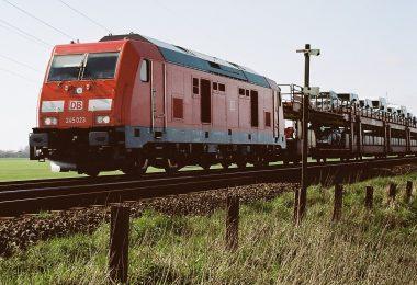 Bahnstrecke nach Sylt