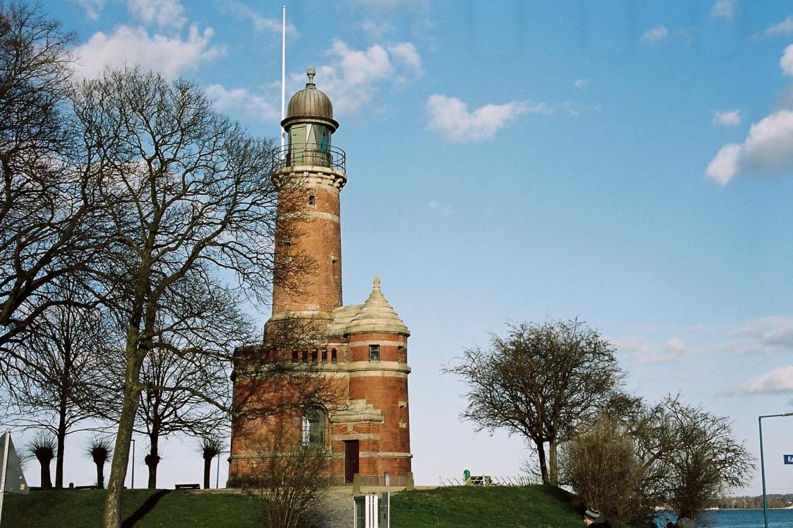 Leuchtturm Holtenau   © weites.land