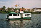 NOK Personenfähre in Kiel Wik |© www.weites.land