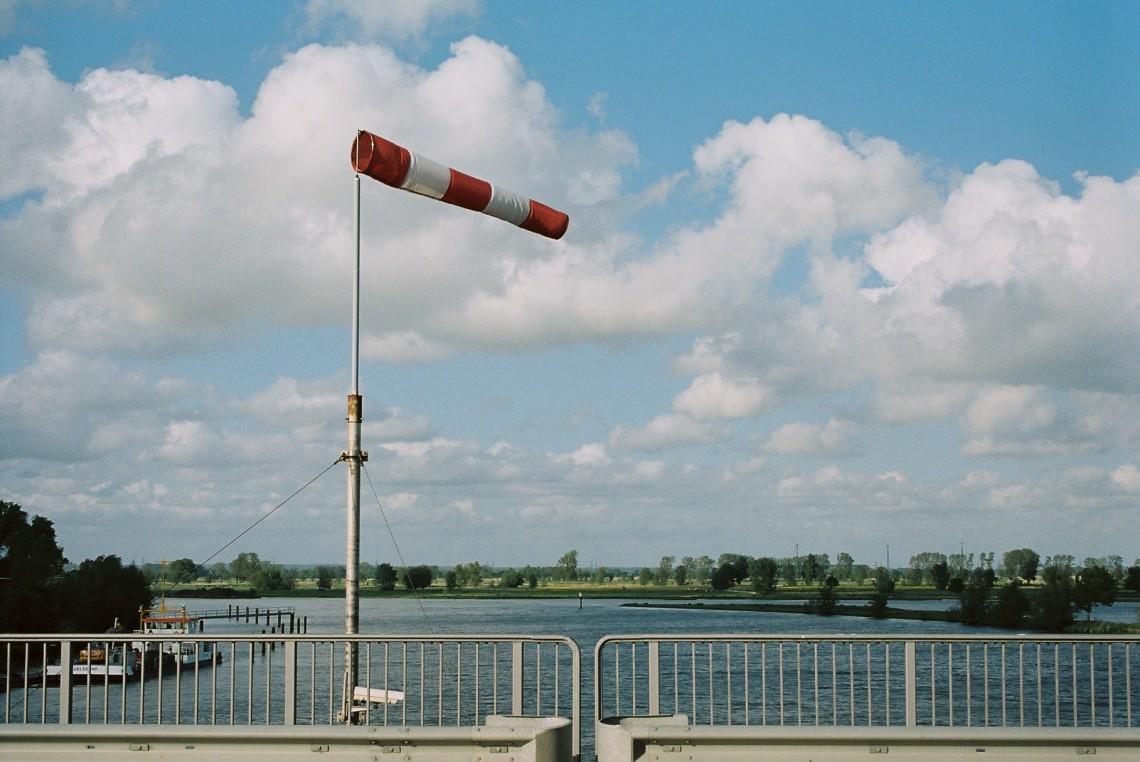Stör-Sperrwerk Wewelsfleth   © weites.land