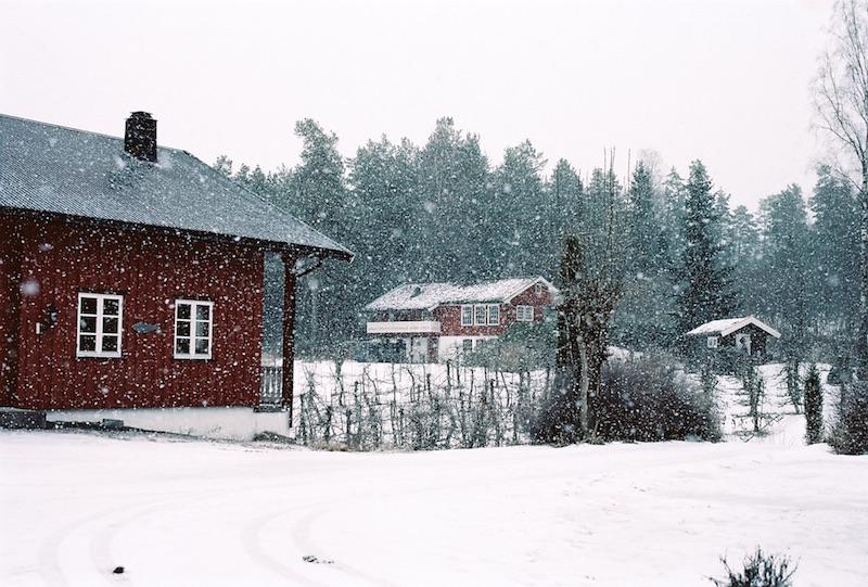 Kodak Porta 160 und Leica M Elmarit 2.8 28 asph. new in Ulefoss |© mare.photo