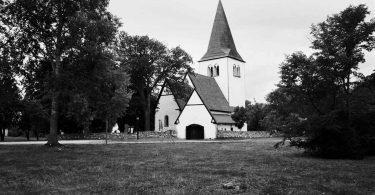 Kirchen auf Gotland – Kirche zu Hall |©weites.land