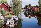 Figeholm, fotografiert auf Kodak Portra 160 |©mare.photo