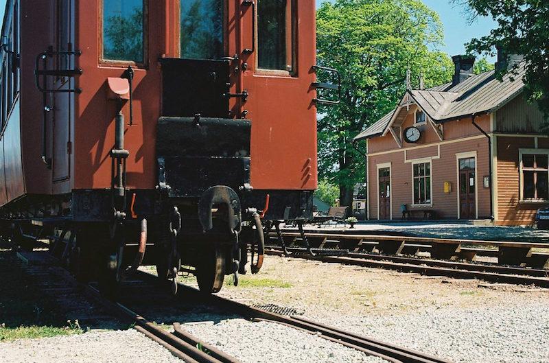 Eisenbahnmuseum + Museumseisenbahn Dalhem, Gotland |©mare.photo
