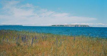 Ekstakusten, Gotland mit Blick auf Store Karlsö und Lille Karlsö |©mare.photo